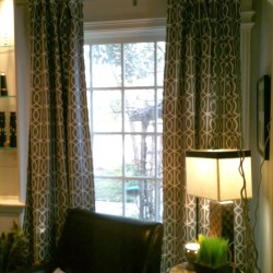Bella Porte Hidden Tab Curtains