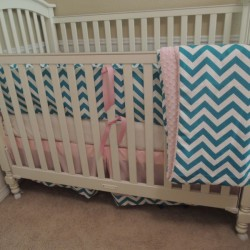 The Cotton Candy Baby Bedding Set