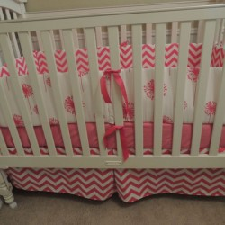 Dandi Chevron Baby Bedding Set