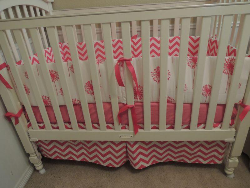 Dandi Chevron Baby Bedding Set