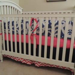 Ikat Groove Baby Bedding Set