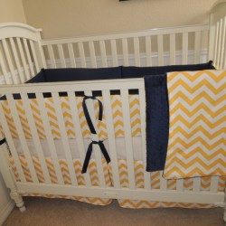 The Prepster Baby Bedding Set
