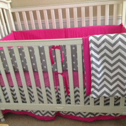All Nighter Baby Bedding Set