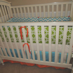 Lulu Baby Bedding Set
