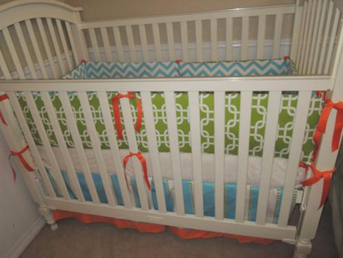 Lulu Baby Bedding Set