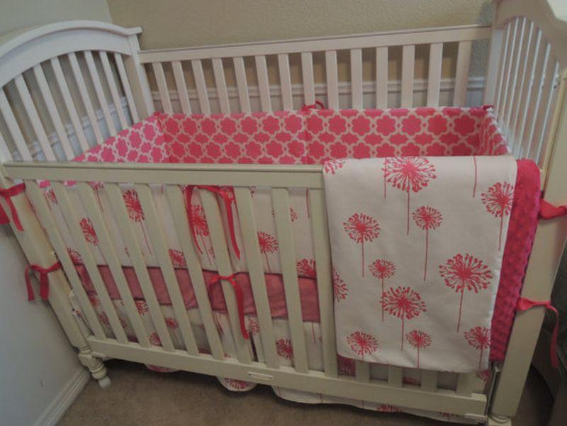 Gem Dandelion Baby Bedding Set