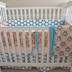 Dandi Glam Baby Bedding Set