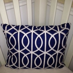 Pillow- Dwell Navy