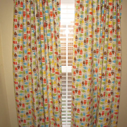 Urban Zoology Curtains