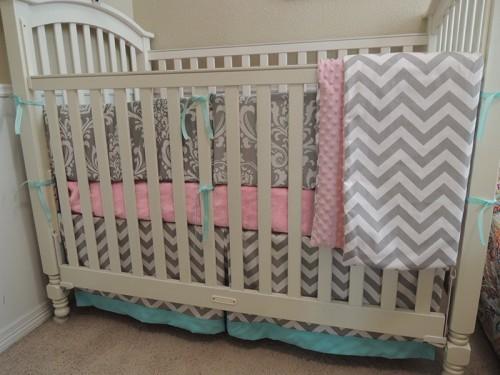 Sweet Dreams Baby Bedding Set